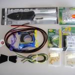 [CC110] … 電装弄りの下準備