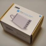 ANKER 40W/5ポート USB急速充電器 購入