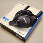 Bluetoothヘッドホン購入 … Bose AE2w