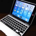 [iPad] キーボード一体型ケース … ClamCase Pro for iPad mini【使用編】