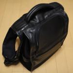 ひさびさに通勤用バックパック … TUMI 9680D3