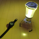 LEDランタン新調そして電球色化 … ブラックダイヤモンド アポロ
