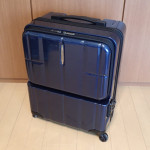 旅行小物 … スーツケース新調