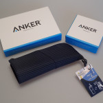 電脳小物 … モバイルバッテリー、USB充電器、ポーチ