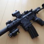 トイガン … 長物GBB WE R5C-AIR