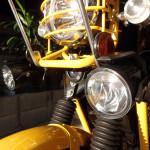 [CC110] カスタマイズ … LEDフォグライト装着
