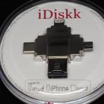 電脳小物 … 4in1 microSDカードリーダー/ライター