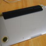 [Mac] MBA/11のスタンド … Bluelounge Kickflip